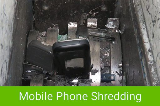 Destroying Mobile Phones