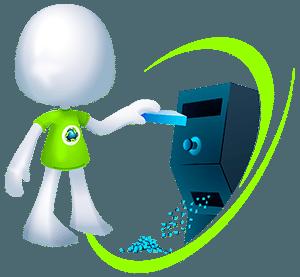 WEEE-RecycleIT Shredding Icon